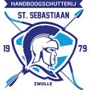 Zwolse Handboogschutterij St. Sebastiaan logo